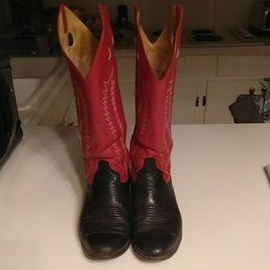 Panhandle Slim Cowboy Boots